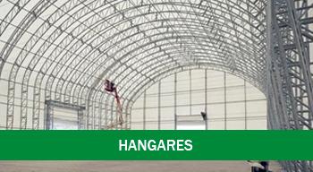 Hangares - Estructuras Metálicas